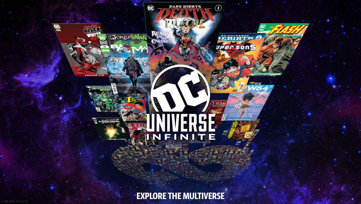 DC Universe to stream comics internationally