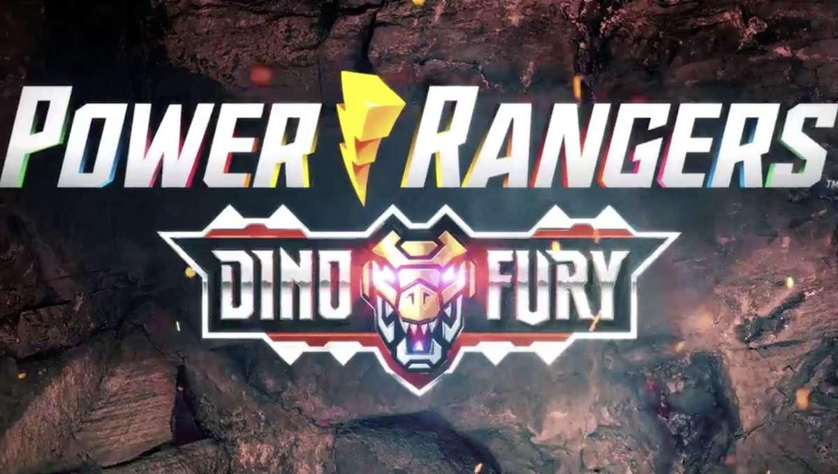 Dino Fury Title Card