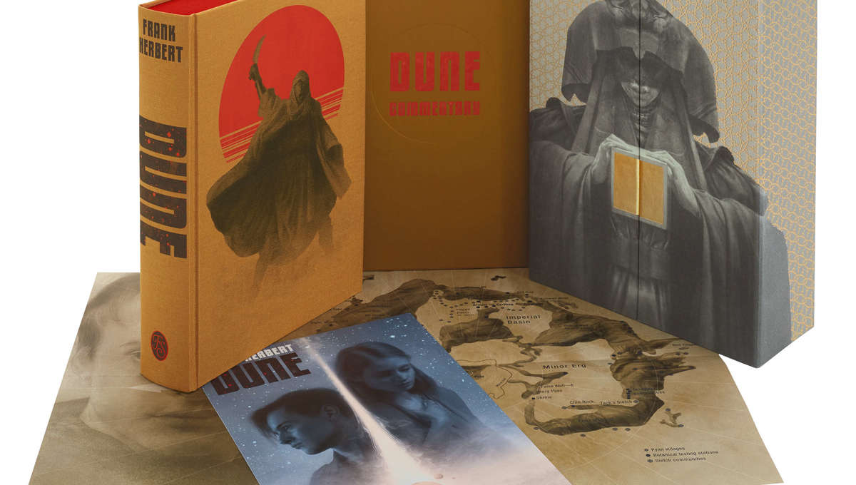 Dune Folio Society 1
