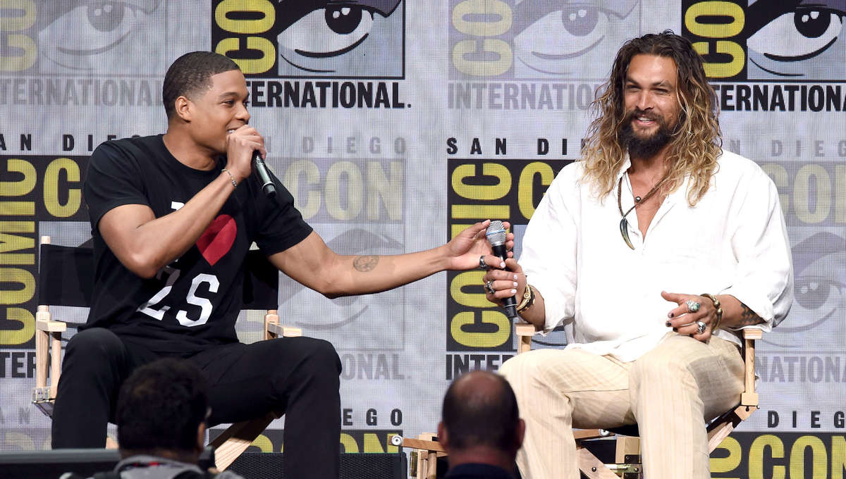 Jason Momoa Releases a New Statement In Support of Ray Fisher