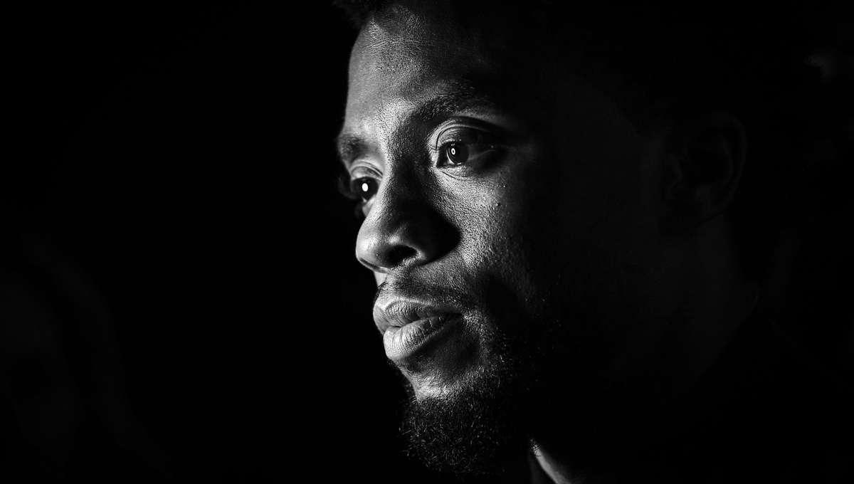 Chadwick Boseman via Getty Images