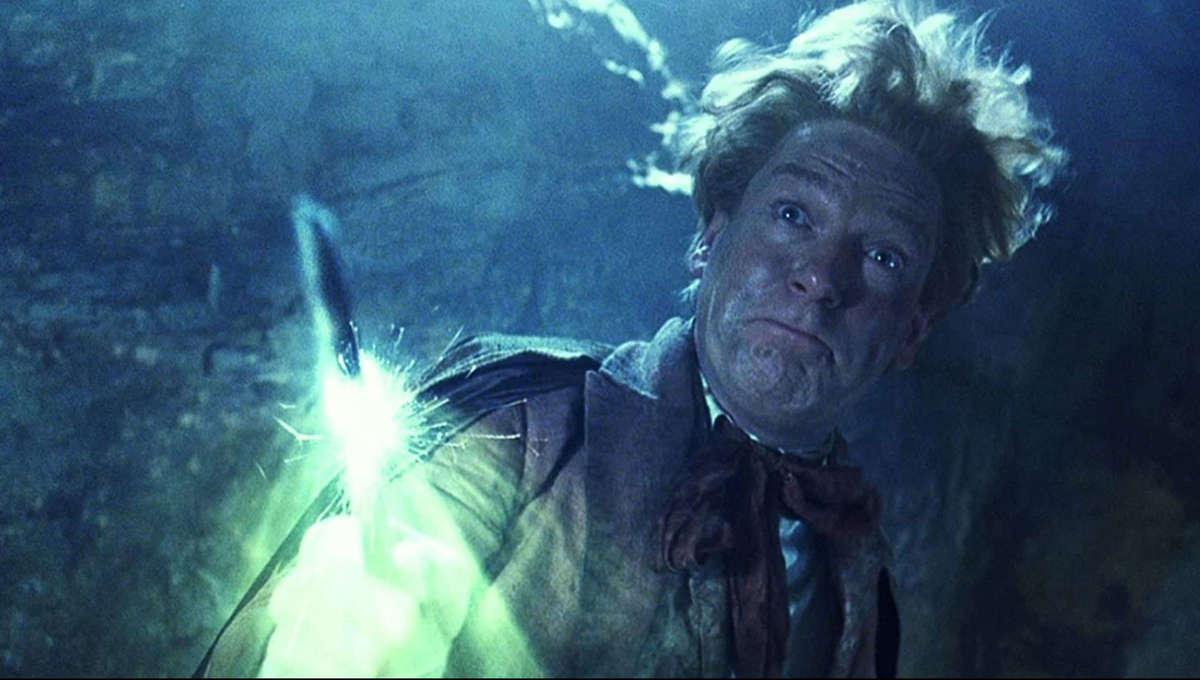 Gilderoy Lockhart from Harry Potter