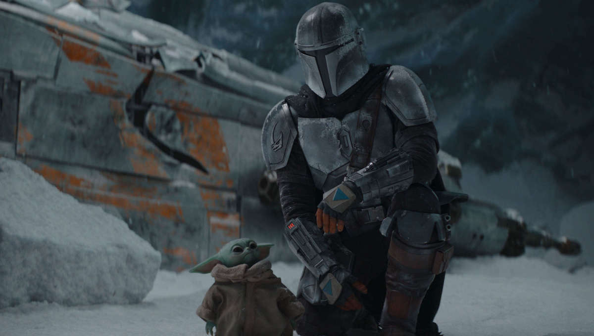 Sasha Banks Appears In Trailer For The Mandalorian Season Two