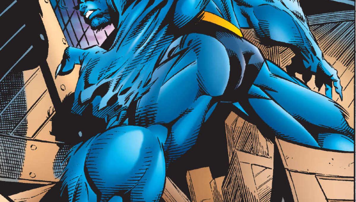 Hank McCoy X-Men #54