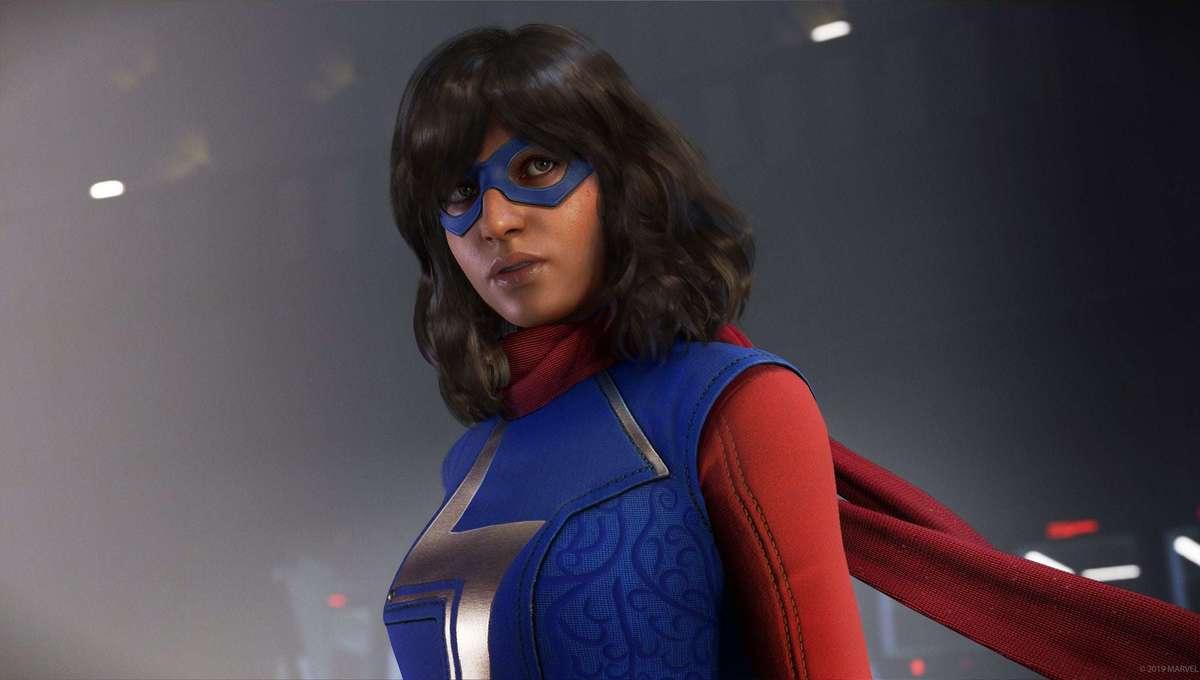 Kamala Khan in Marvels Avengers game