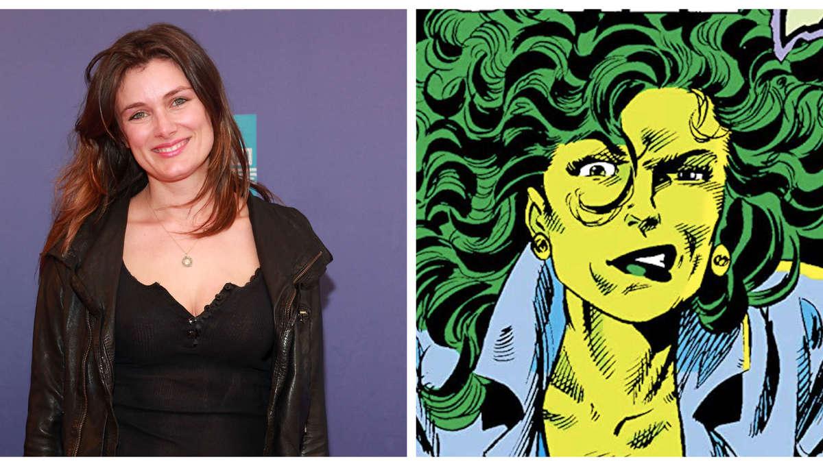 Kat Coiro She-Hulk