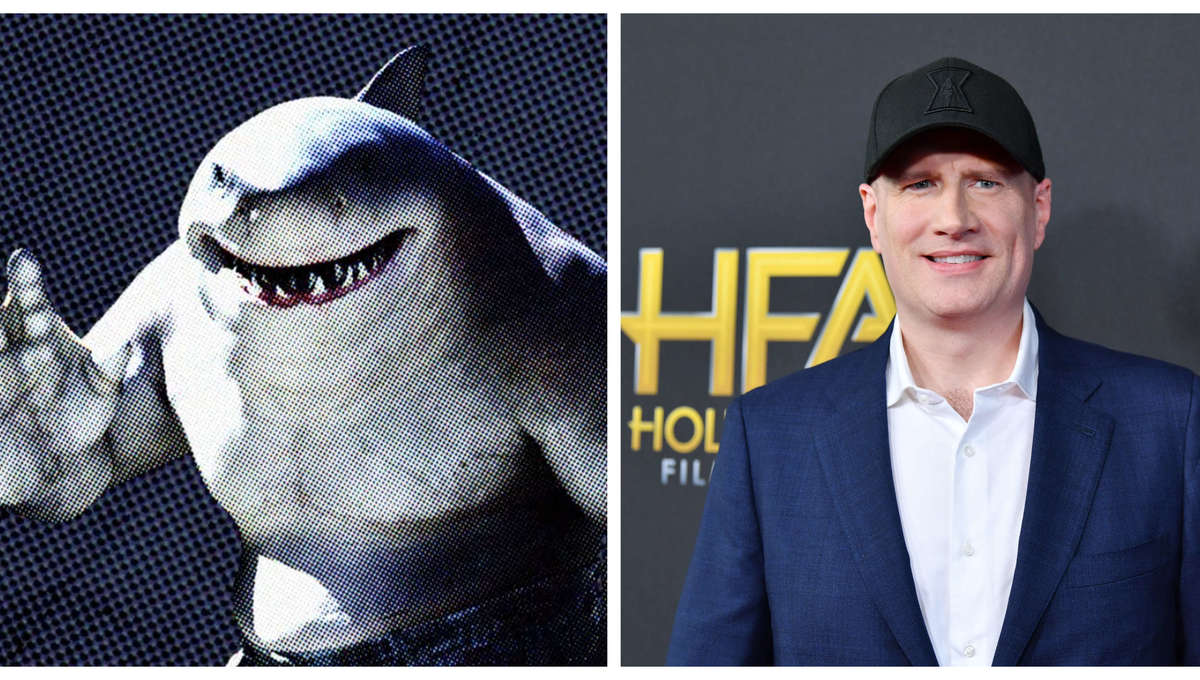 King Shark Kevin Feige