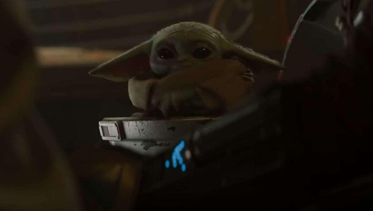 The Mandalorian S2- Baby Yoda