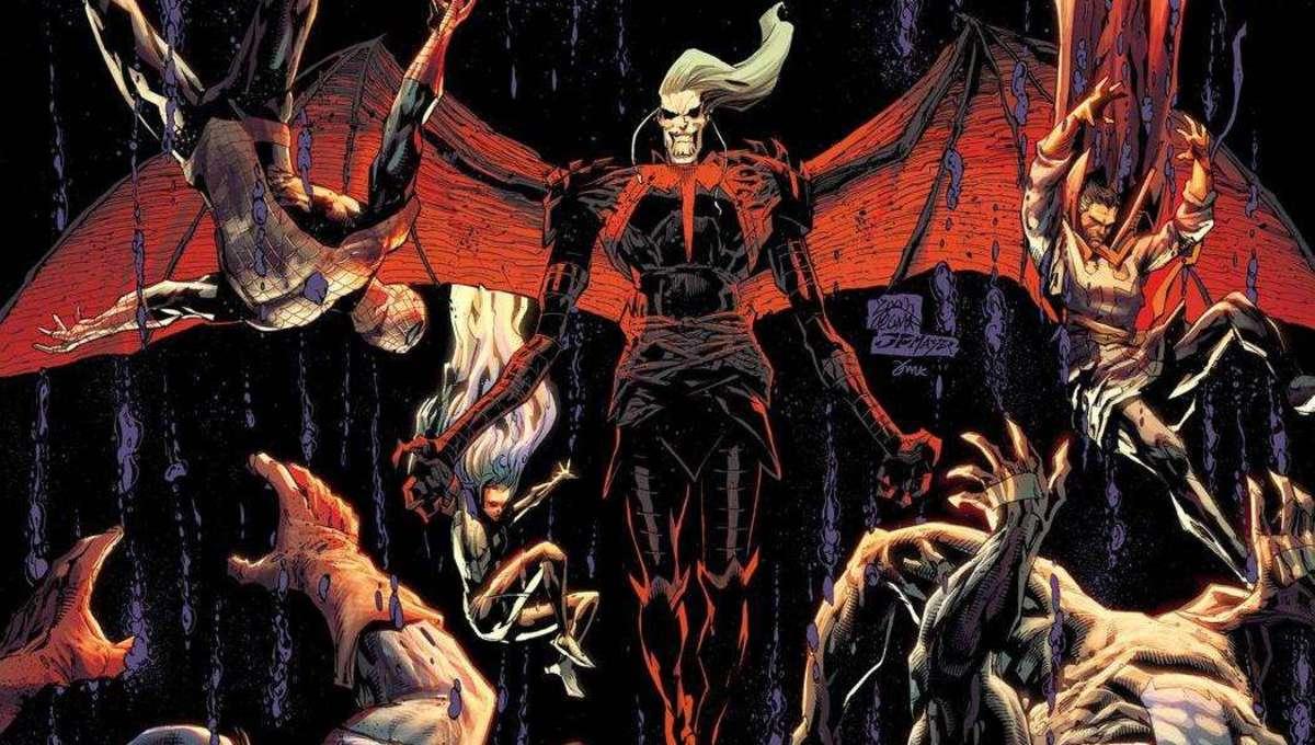 Marvel King in Black