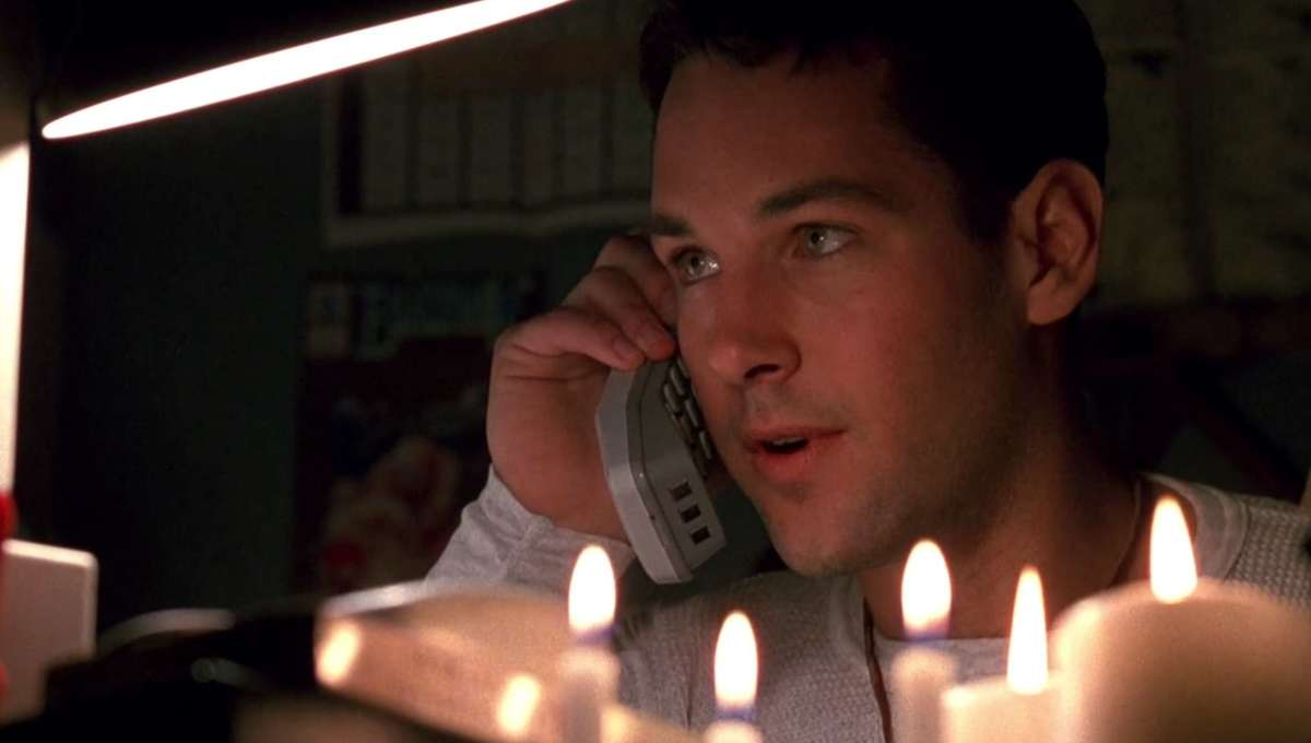 Paul Rudd in Halloween: The Curse of Michael Myers