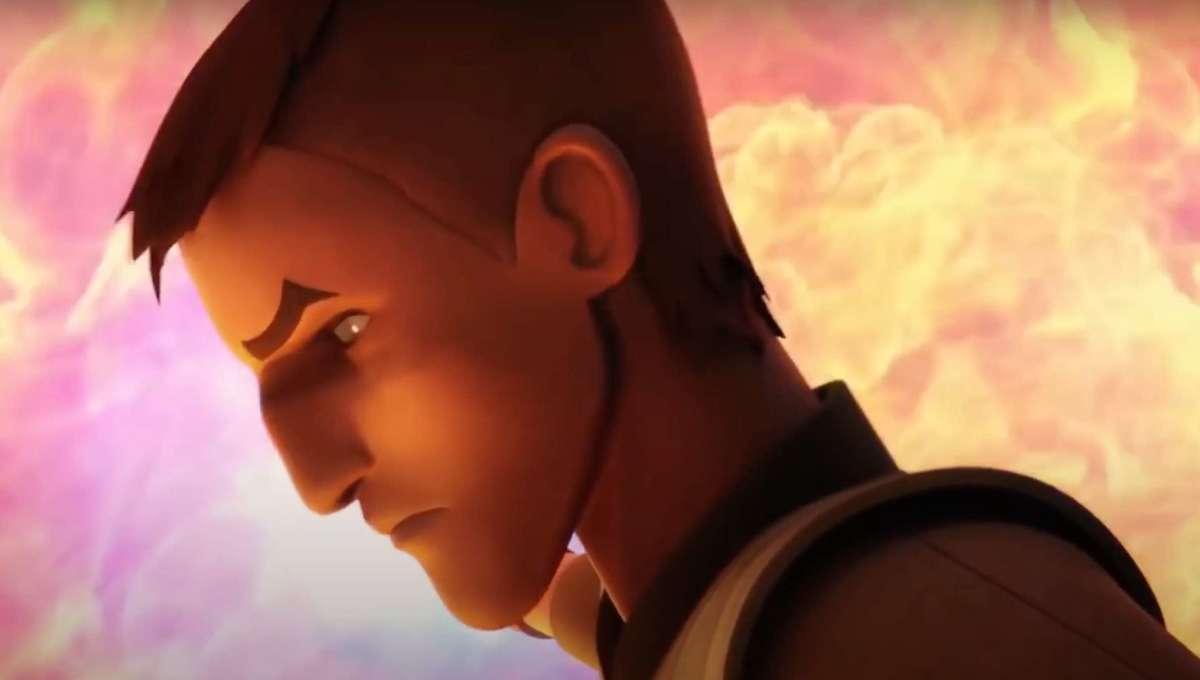 Star Wars Rebels Season 4 - Kanan Jarrus