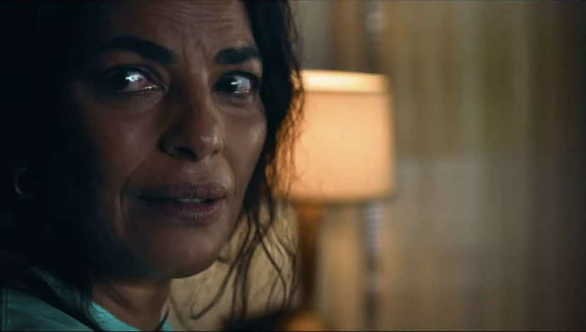 Screenshot from Evil Eye in Welcome to the Blumhouse