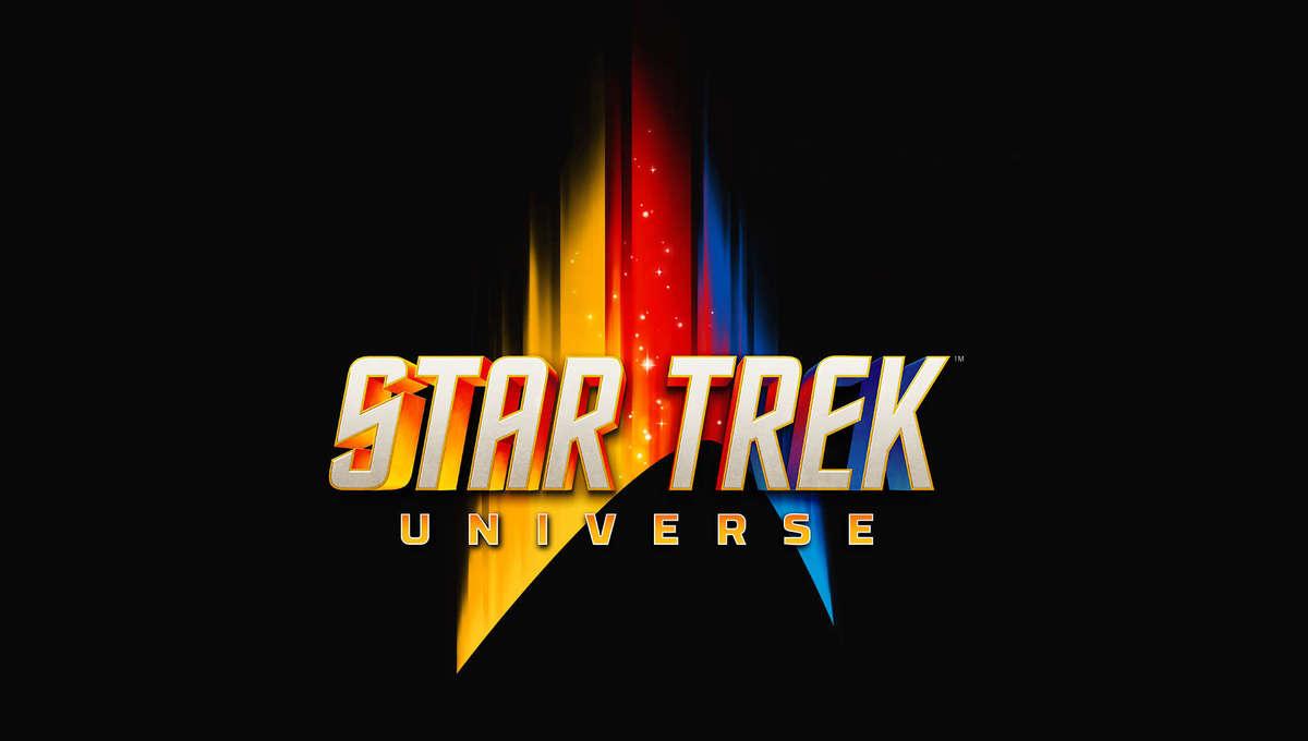 Star Trek universe logo