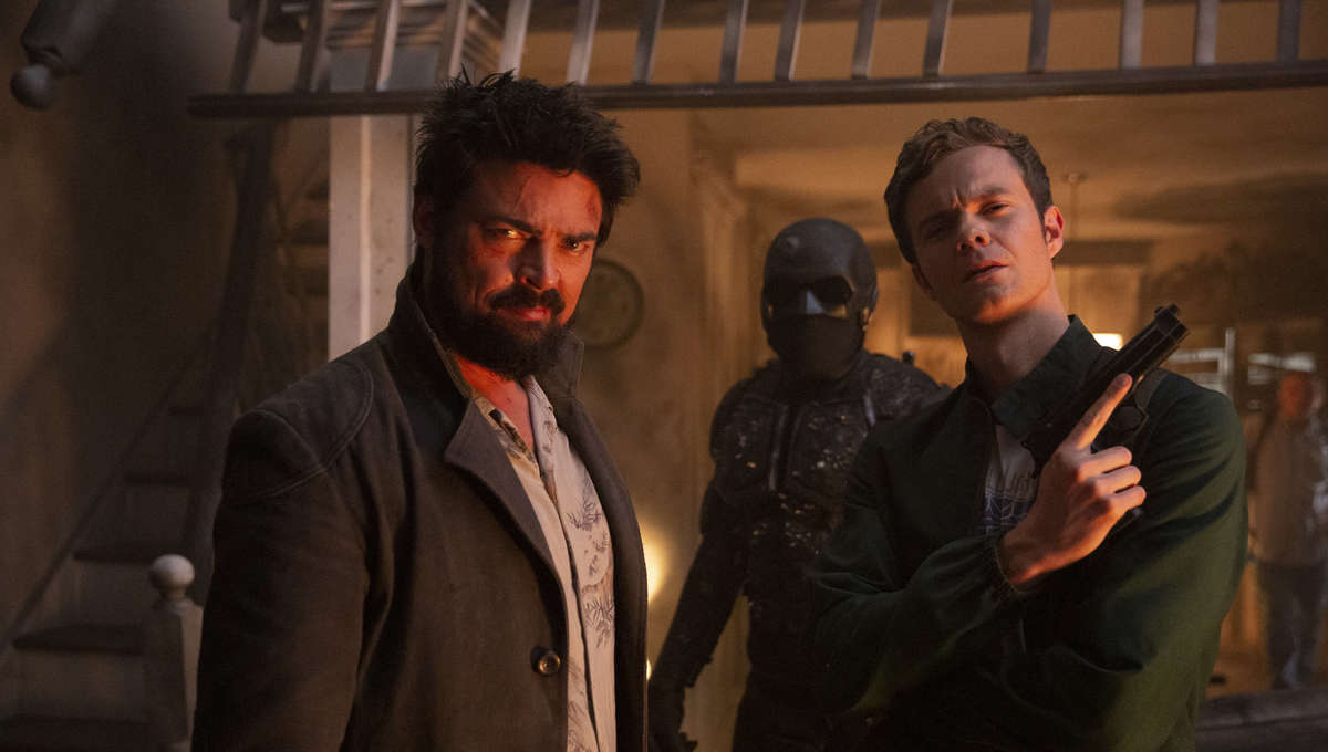 Amazon Developing 'The Boys' Spinoff Following Season 2 Launch Success