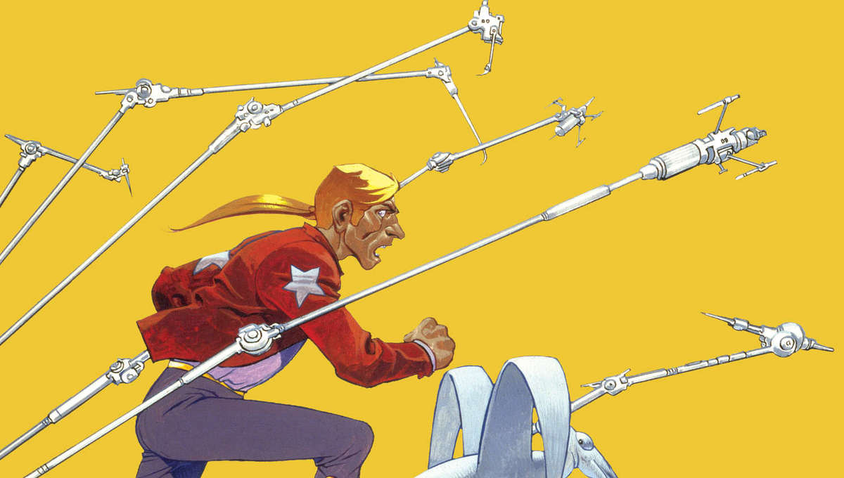 The Incal classic tpb cover