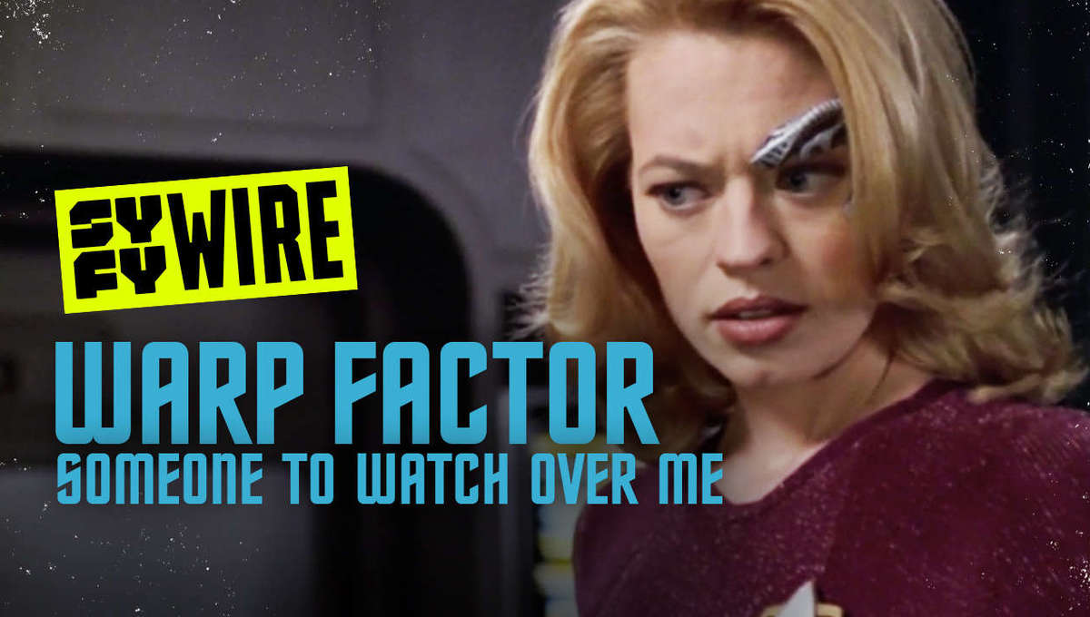 Warp Factor- Someone To Watch Over Me