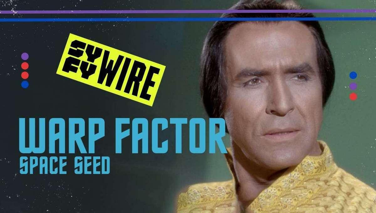 Warp Factor - Space Seed