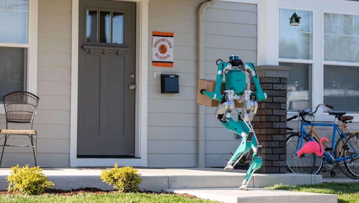 Agility Robotics