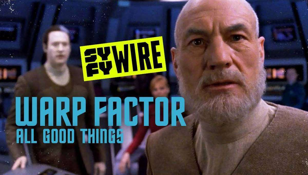 Warp Factor - All Good Things...