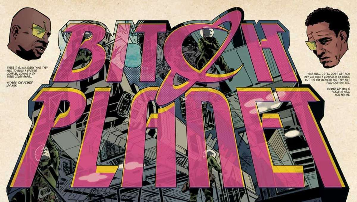 Bitch Planet issue 7