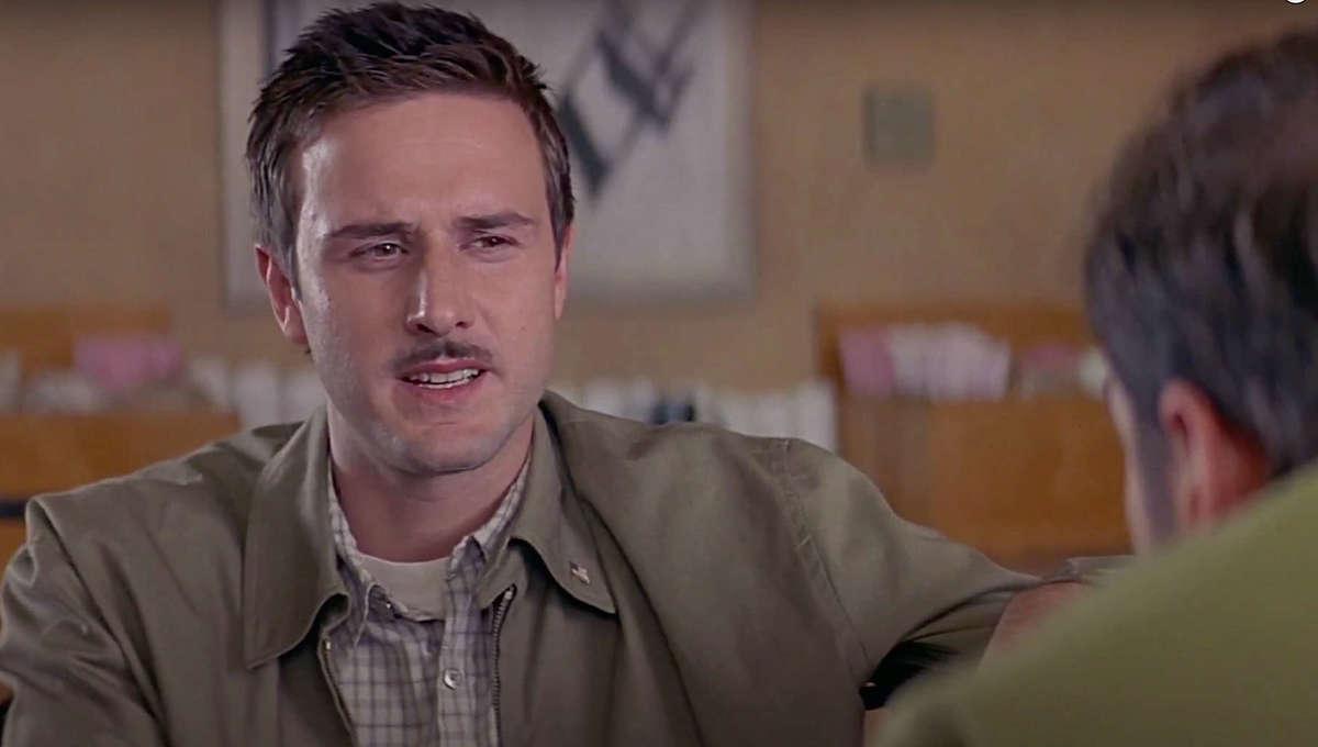 David Arquette as Dewey in Scream 2