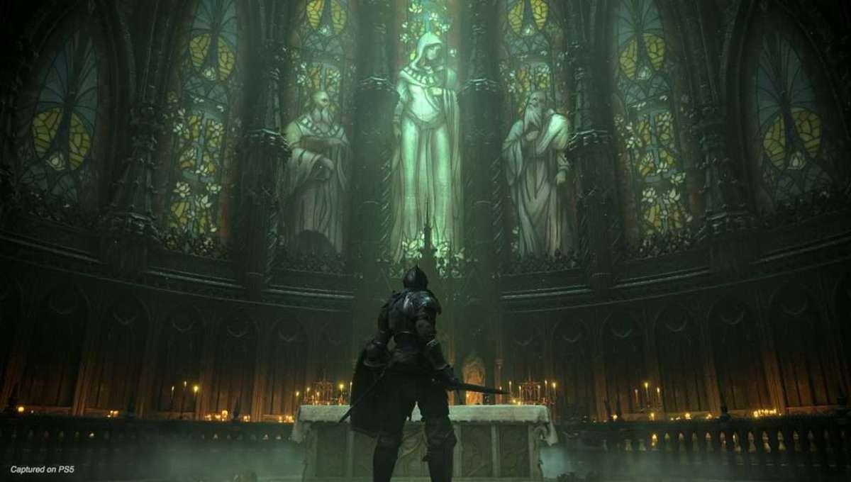 Demons Souls Remake PS5