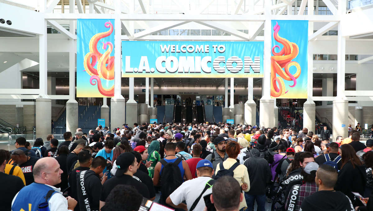 Los Angeles Comic-Con