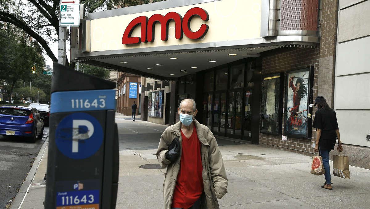 AMC Theatres pandemic era