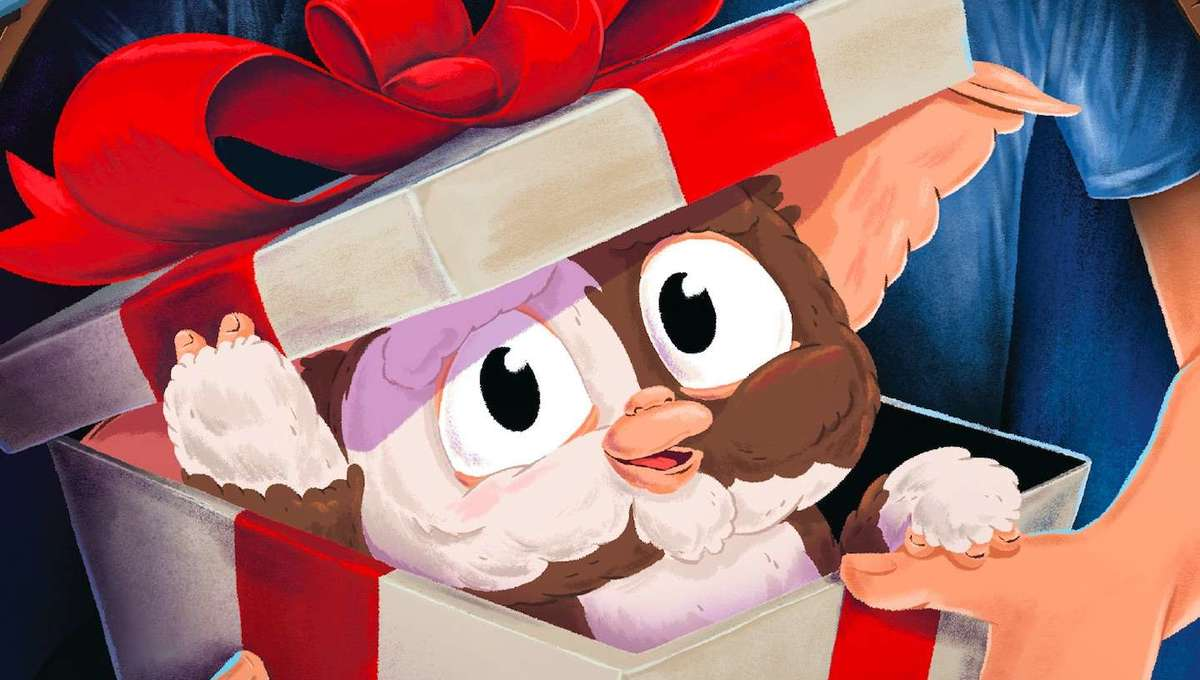 Gremlins: Gizmo's 12 Days of Christmas
