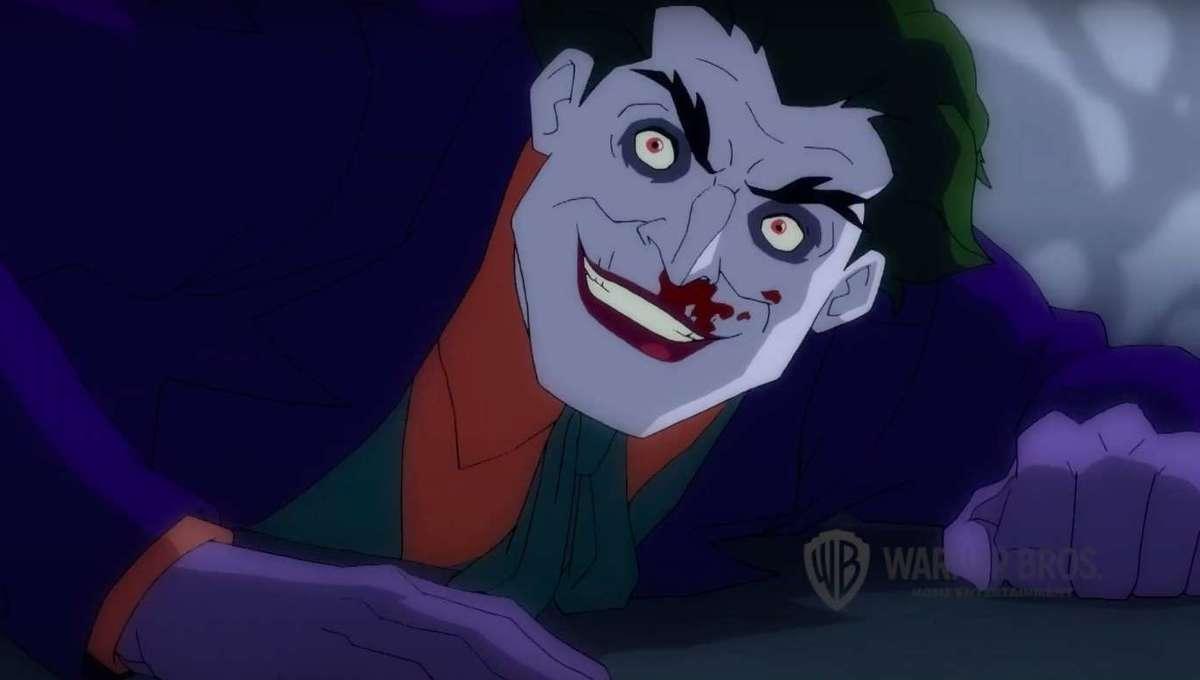 Joker Batman Death in the Family