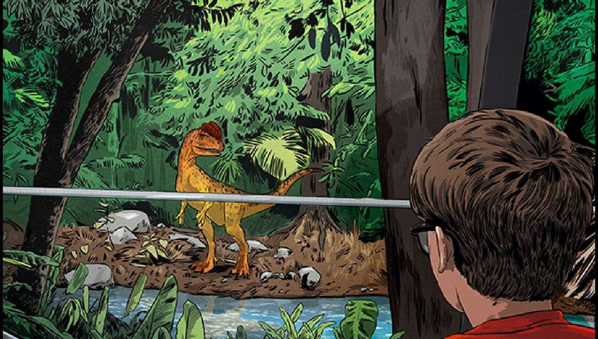 Jurassic Park Folio Society