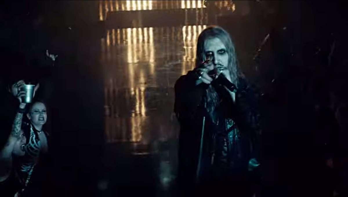 Marilyn Manson in American Gods Season 3