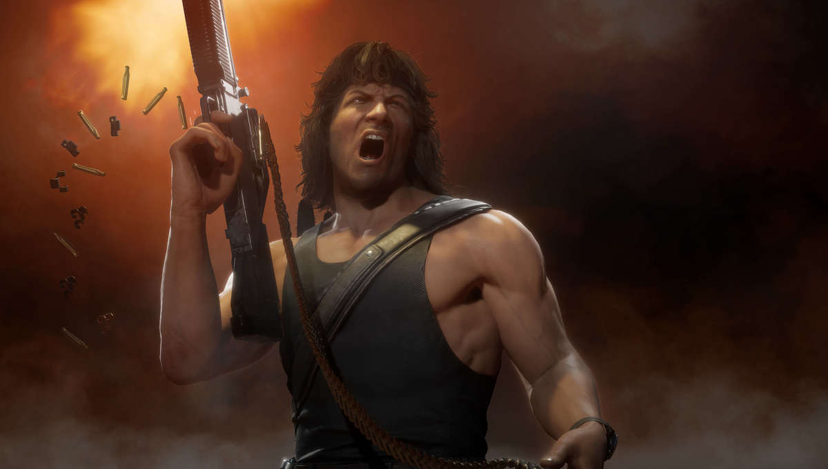 Mortal Kombat 11 Ultimate - Rambo
