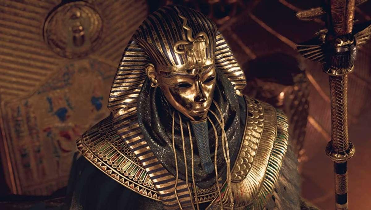Pharaoh mummy from Assassin's Creed: Origins