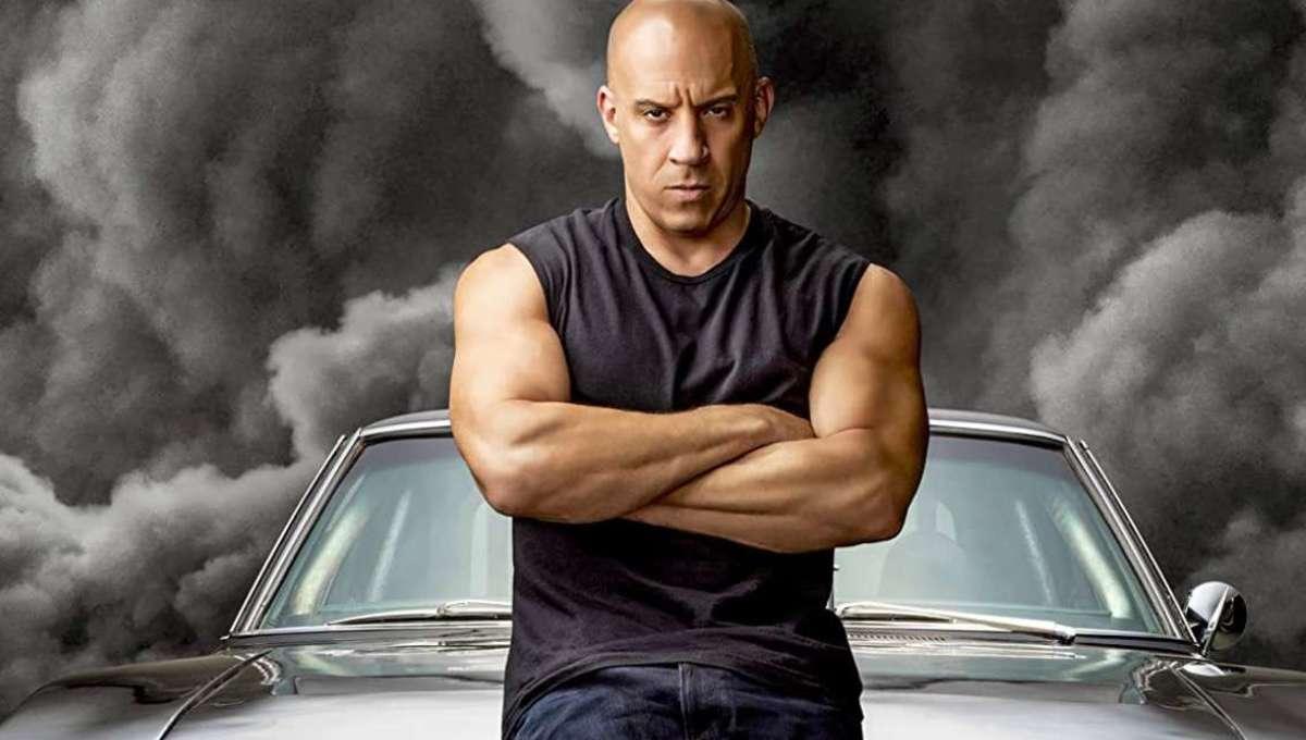 F9 Vin Diesel