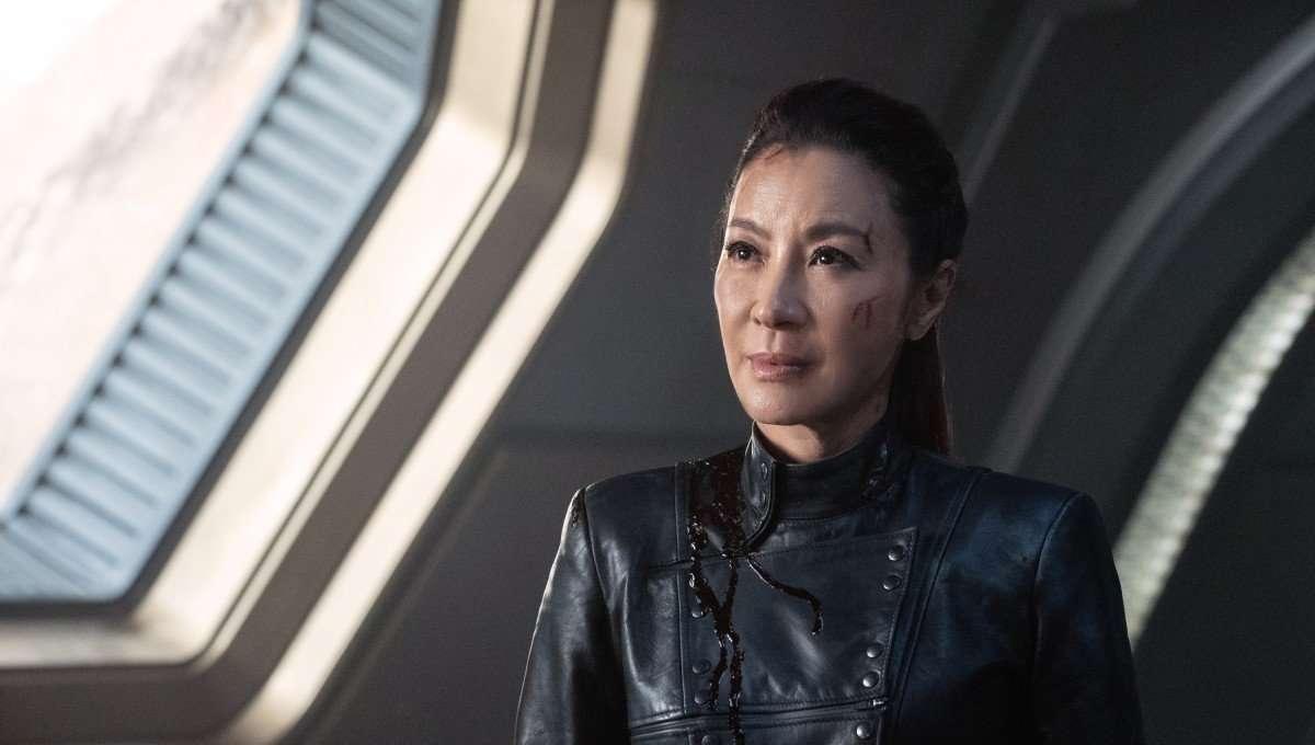 Michelle Yeoh in Star Trek Discovery Episode 302