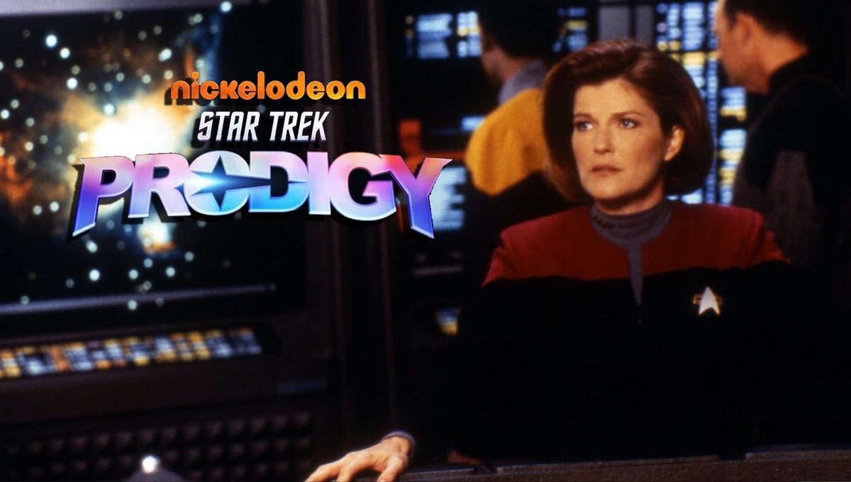 Captain Janeway Prodigy