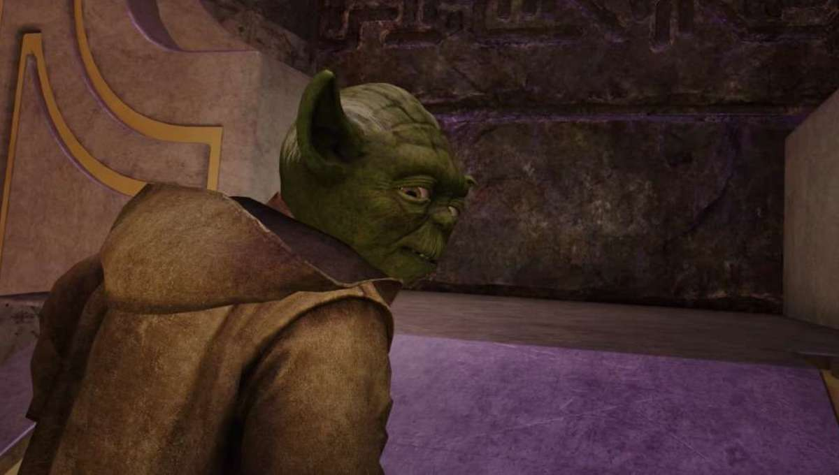 Yoda Star Wars Tales From Galaxy's Edge