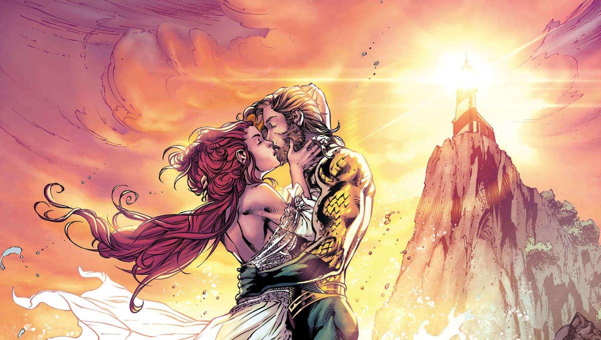 Aquaman 65 cover