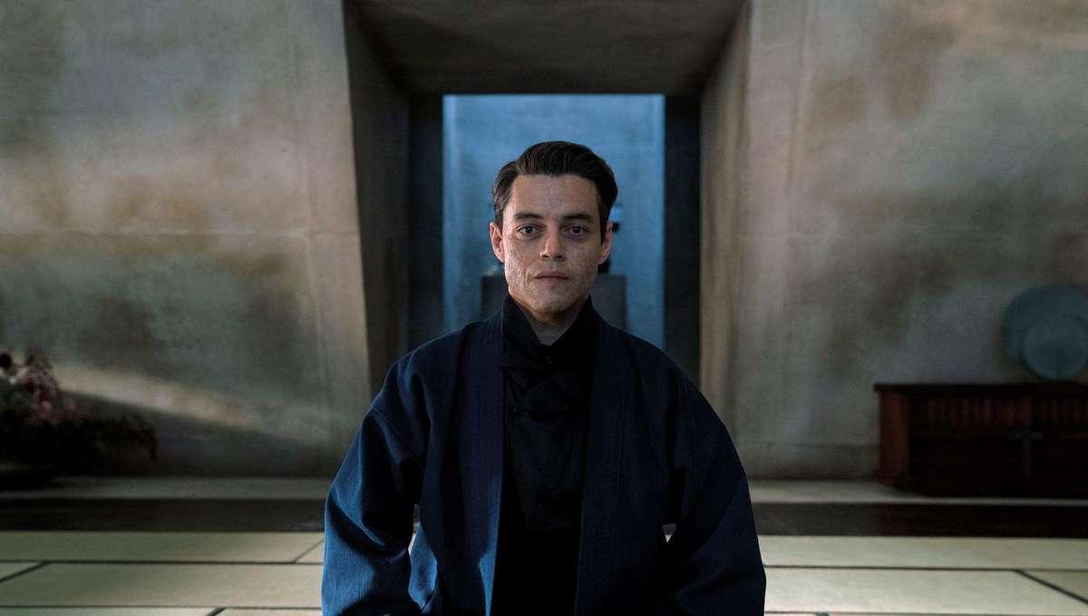 Rami Malek No Time to Die