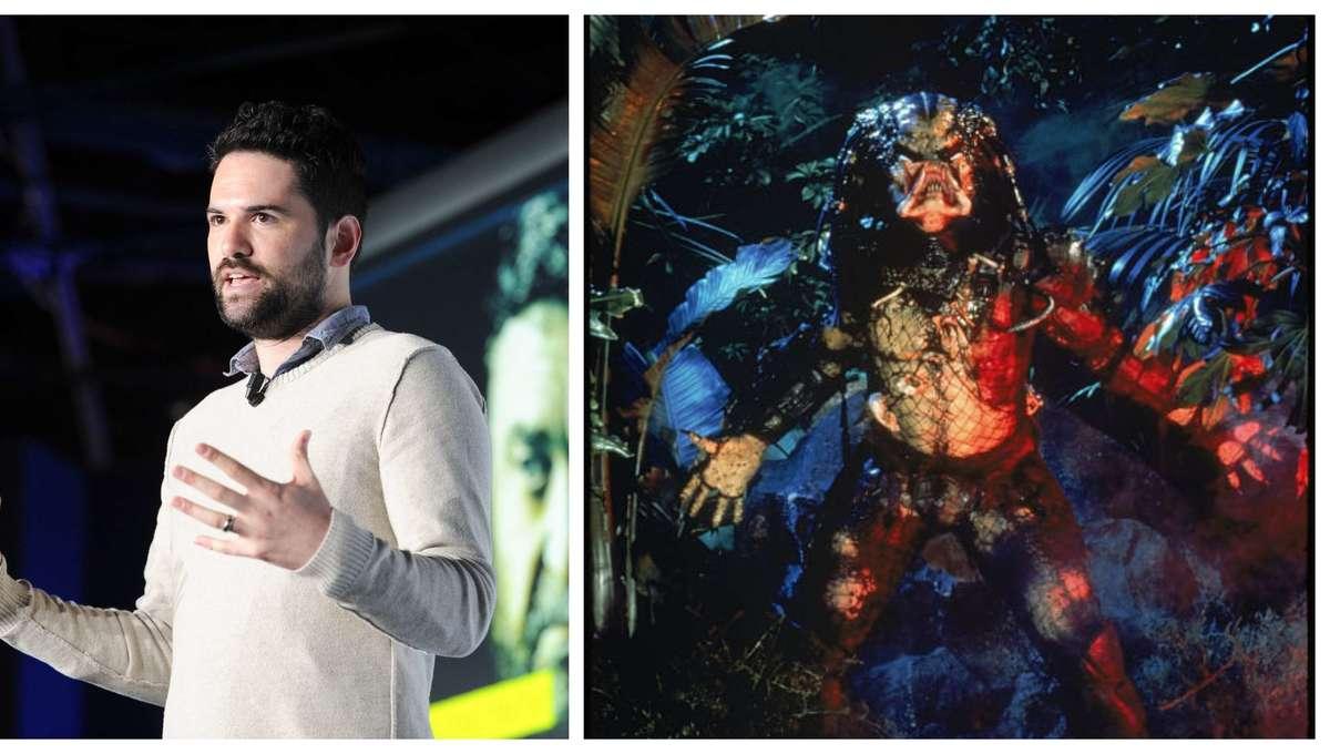 Dan Trachtenberg and The Predator