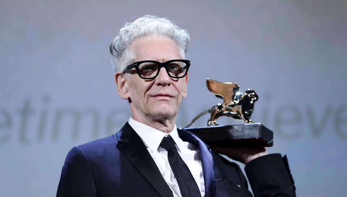 David Cronenberg Getty 2018