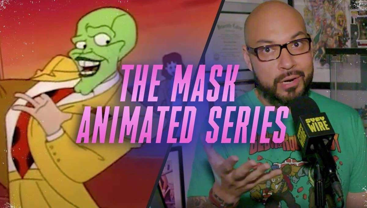 EYDK The Mask Animated Series