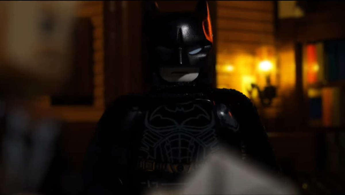 LEGO The Batman trailer