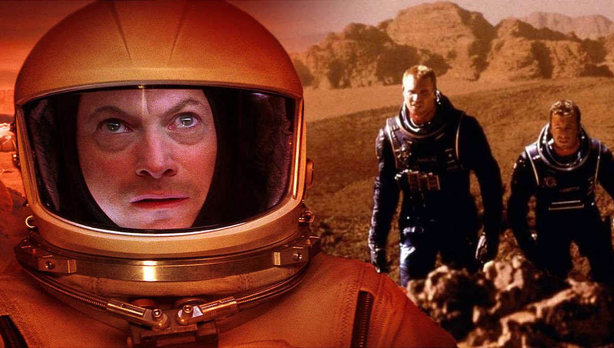 Mars Movies