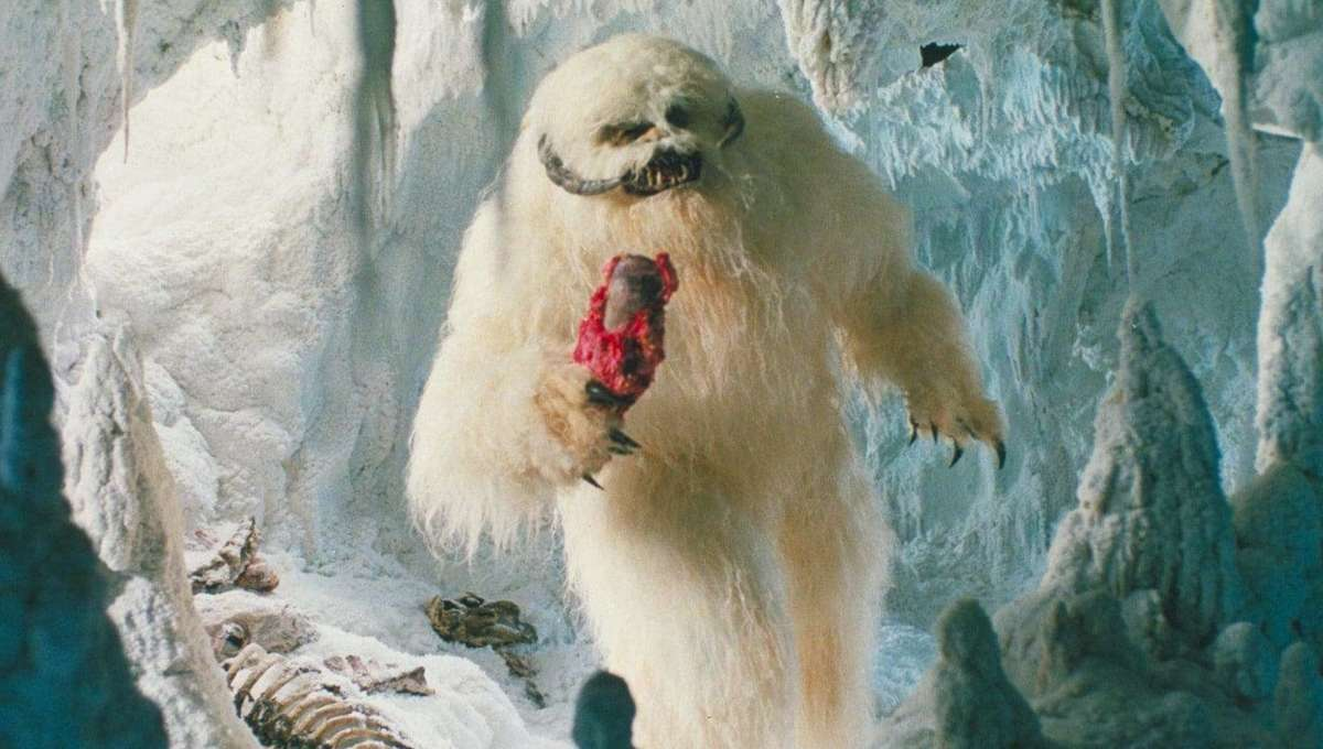 Wampa Star Wars The Empire Strikes Back