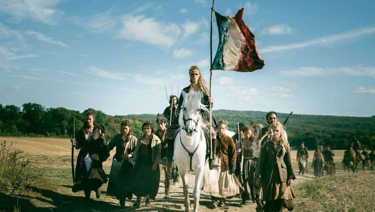 Netflix La Revolution