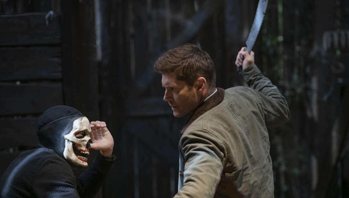 Jensen Ackles Supernatural series finale
