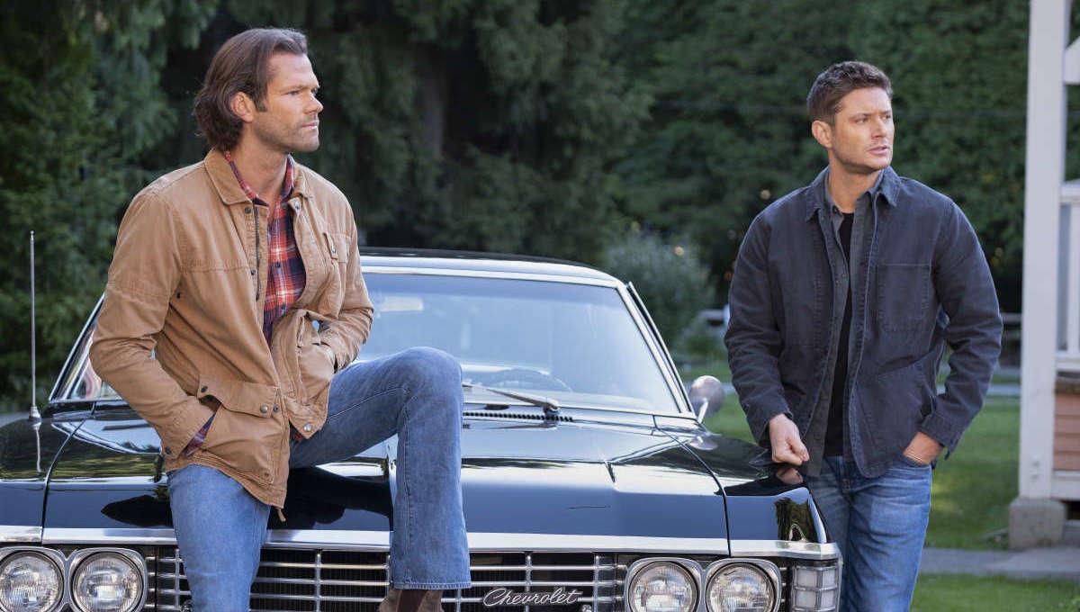 Supernatural - Sam and Dean