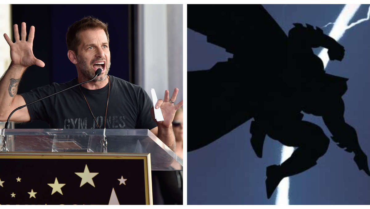 Zack Snyder The Dark Knight Returns
